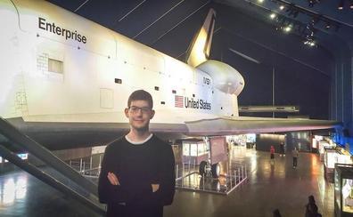 Un granadino en la 'cantera' de la NASA