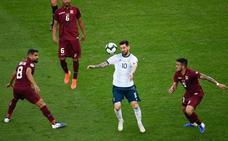 La Argentina de Messi cumple y va a semifinales con Brasil, una final anticipada