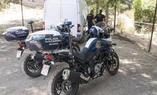 El indigente hallado en una zona de cuevas del Albaicín murió golpeado con un objeto contundente