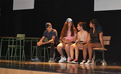 Escolares del Bajo Andarax debutan en los escenarios