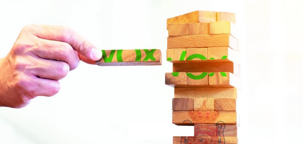 Vox tiene la última pieza