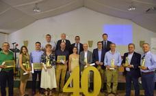 La DO Sierra de Segura premia a almazaras y cooperativas con sus Premios Ardilla