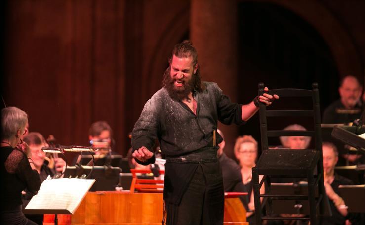 Vuelve la ópera al Festival con uno de los títulos más atractivos del repertorio universal