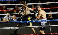 Carter pelea de nuevo en Granada tras lograr su segundo cinturón
