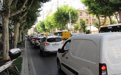 Los taxistas solicitan un nuevo itinerario dentro de la zona peatonal