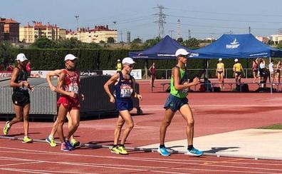 Triplete de oro sub-23 en Tarragona