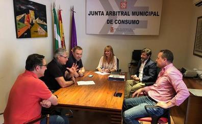 Los comerciantes tendrán «voz y voto permanente» en el Ayuntamiento