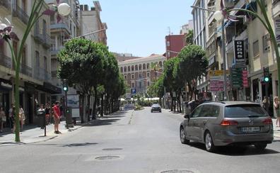 «Normalidad» en el primer día de cambios en la zona peatonal del centro