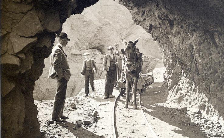 La mina de Alquife, a través de la historia