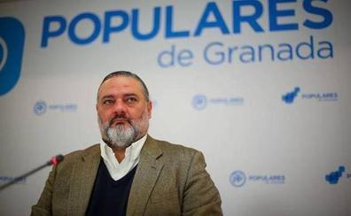 Multan al delegado del Gobierno de la Junta en Granada por el uso del logo del Ejecutivo para hacer campaña por el PP