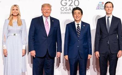 Las redes sociales se mofan de la presencia de Ivanka Trump en el G20