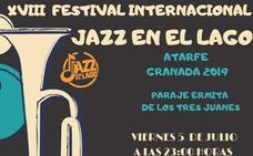 El XVIII Festival Jazz en el Lago arranca esta semana en Atarfe