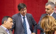 Juan Marín cree que el acuerdo Sánchez-Iglesias está «cerrado»
