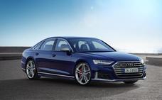 Audi S8, lujo con acento deportivo