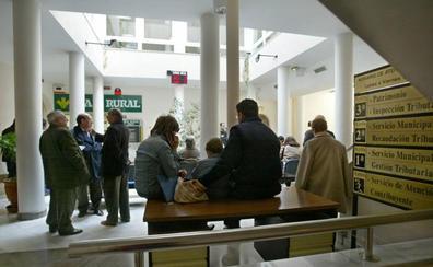 El Ayuntamiento de Jaén solo pedirá ayuda en Recaudación de forma puntual