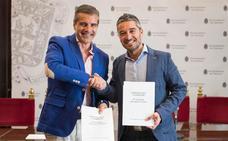 PP y Cs presentan un programa de 80 medidas para construir la Granada «del futuro»