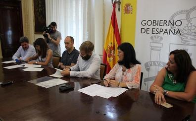 El Gobierno pone en marcha los proyectos de tres espigones en la Costa