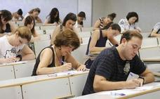 Colapsa la web de Educación ante las masivas consultas de las notas de las oposiciones a maestro