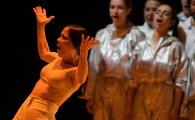 «Sería una locura pretender bailar como Carmen Amaya»