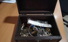 La foto de un 'tesoro' en Facebook, clave para resolver el robo de una casa en Íllora