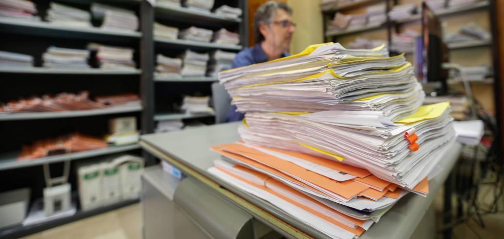 Las reclamaciones a bancos en Granada caen un 55% tras el 'boom' de las cláusulas suelo