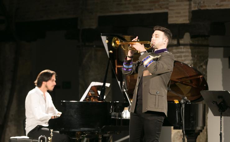 Festival de Música y Danza: La trompeta cercana de Manuel Blanco
