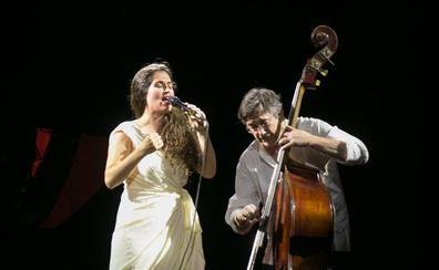 Silvia Pérez Cruz, o la rutilante belleza de una voz