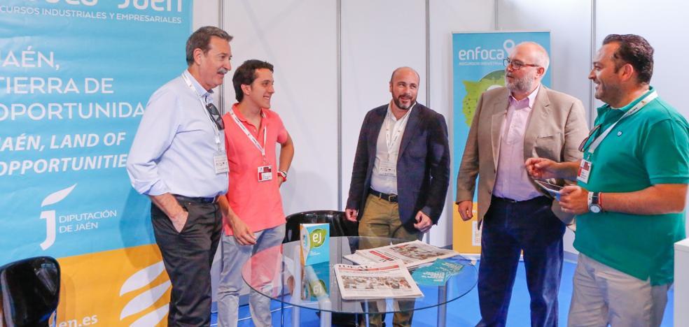 La Diputación de Jaén trabaja para «dar a los jóvenes la oportunidad de emprender»