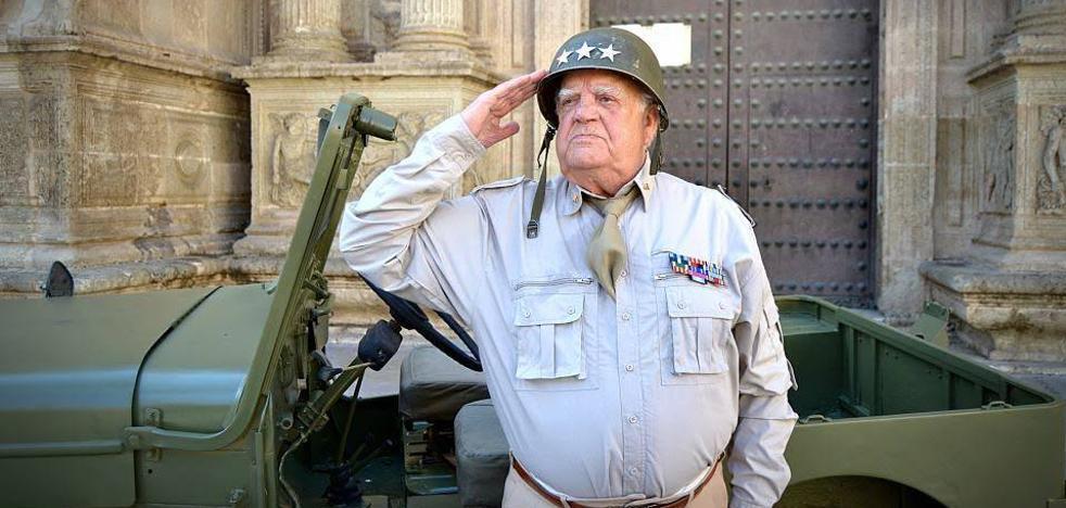 Fallece el mítico actor afincado en Almería Eduardo Fajardo, a los 95 años