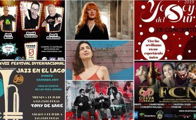 Guía completa de planes para el primer fin de semana de julio en Granada