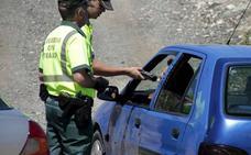 50 conductores ante el juez por dar positivo en Granada en el último mes