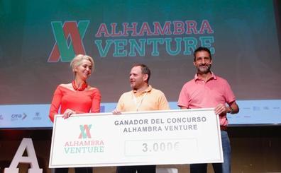 Navlandis gana Alhambra Venture 2019 con su proyecto Zbox