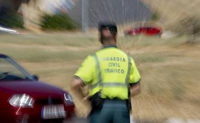 Un vecino de Tabernas conduce con una tasa de alcoholemia siete veces superior a la permitida