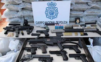 Desarticulan un histórico grupo criminal en el poniente de Almería