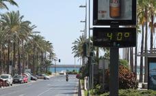 Almería, fin de semana en alerta amarilla por altas temperaturas
