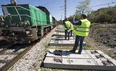 Licitado el suministro de traviesas para la LAV Murcia-Almería por más de 9 millones de euros