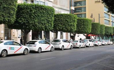 Bacares, Bayarque, Laroya, Líjar y Taberno tendrán taxi a demanda