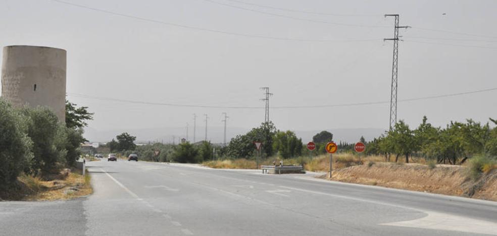 Fallece un vecino de Caniles de 68 años al sufrir un accidente con la moto