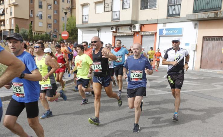 Las mejores imágenes de la carrera Río Dílar en Ogíjares