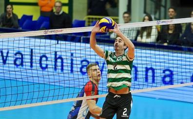 Guille Hernán ficha por el Arcada Galati para competir en la Champions League