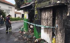 La anciana fallecida en el incendio de Cájar vivía sola y se iba a trasladar una residencia