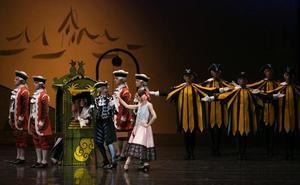 'El Sombrero de Tres Picos', protagonista en el Generalife en el centenario de su estreno