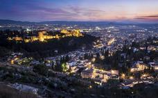 Los miradores más espectaculares de Granada