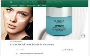 La empresa granadina que fabrica la famosa crema Sisbela de Mercadona vence a un gigante de la cosmética en un litigio