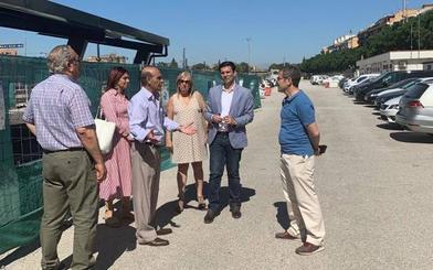 El PSOE reclama al nuevo gobierno que solucione la falta de espacio para taxis en Andaluces