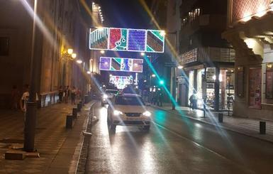 ¿Por qué siguen brillando las luces del Corpus todavía en Granada?
