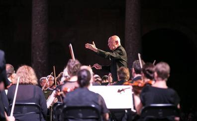 Mahler vuelve a conquistar el Palacio de Carlos V