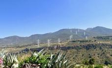 El Defensor del Pueblo pide a la Junta informes sobre el proyecto de Red Eléctrica Española en el Valle de Lecrín