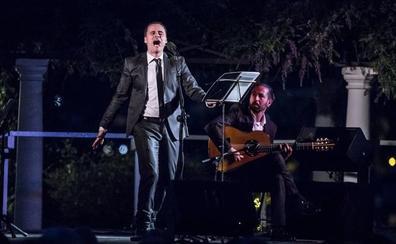 Pinilla y Espínola dan nueva vida a los versos de Javier Egea en Quinta Alegre