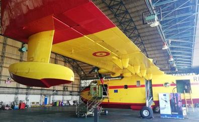 España ofrece acoger una base regional de la UE contra los incendios